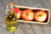 Apple Cider Vinegar — Stock Photo