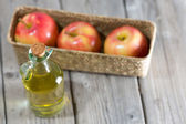 Apple Cider Vinegar — Stock Photo