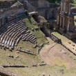 Постер, плакат: Old Romans Theater in Volterra