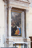 Paintings in the Cathedral — Stock Photo