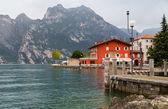 Lago di Garda — Stock Photo