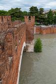 Castle in Verona, Italy — Stock Photo