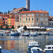 Old town architecture of Rovinj — Stock Photo #22907956