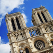 Notre-Dame Cathedral in Paris, France — Stock Photo #33755655
