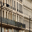 Original historic Parisian architecture — Stock Photo