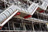 Centre Georges Pompidou in Paris — Foto de Stock