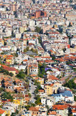 Urban landscape. View of the city of Alanya, Turkey. — ストック写真