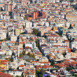 Urban landscape. View of the city of Alanya, Turkey. — Stock Photo