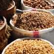 Food products on the street market in arabic country — Stock Photo #35966317