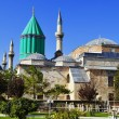 Mevlana Museum in Konya Central Anatolia, Turkey. — Stock Photo #35966949