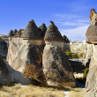 Stock Photo: Rocks of Cappadociin Central Anatolia, Turkey