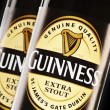 Постер, плакат: Bottles of Guiness beer