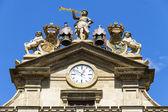 Pamplona city hall, Navarra, Spain — Stock Photo