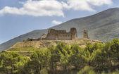 Castillo-palacio tiebas — Foto de Stock