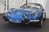 Alpine Renault — Stock Photo