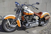 Harley Davidson customized — Stock Photo