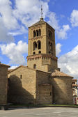 Church of Santa Eugenia de Berga — Stock Photo
