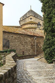 Besalu Spain, a Catalan village — Stock Photo