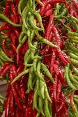 Chilli pepers — Stock Photo
