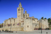 Monastery Sant Cugat del Valles.Catalonia — Stock Photo