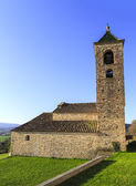 Church of Sant Vicent de Malla — Stock Photo