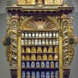 Old pharmacy Llivia — Stock Photo