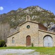 Church of Ribes de Fresser and Ripoll — Stock Photo