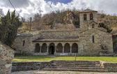 Parish Church of Sant Jaume de Queralbs — Stock Photo