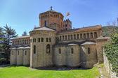 Cimborrio del monasterio de ripoll — Foto de Stock