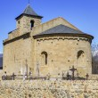 Church of Sant Marti d Hix France — Stock Photo