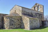 Church of Sant Roman France — Stock Photo