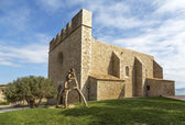 La escala sant marti of empuries — Stock Photo
