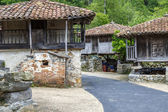 Horreo in Riocaliente — Stock Photo