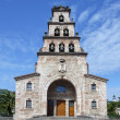 Church of the Assumption of Cangas de Onis — Stock Photo