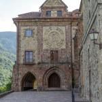 Nuestra Senora de Valvanera Monastery — Stock Photo
