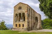 Church of Santa Maria del Naranco, Asturias Spain — Stock Photo