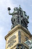 Niederwald Monument — Stock Photo