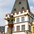 Market Cross of Market Square in Trier — Stock Photo