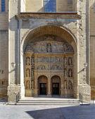 Farní kostel svatého tomáše apoštola v haro — Stock fotografie