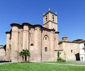 Santa maria la real monasterio, najera — Foto de Stock