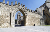 Sanctuary of Huelgas, Burgos — Foto Stock
