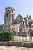 Sanctuary of Huelgas, Burgos — Stock Photo