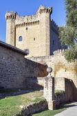 Castle of Sajazarra, La Rioja — Stock Photo