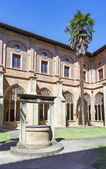 Santa maria la real kloster, najera, Navarra, Spanien — Stockfoto