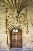 Santa Maria la Real monastery, Najera, Navarre, Spain — Stock Photo
