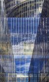 κτίριο γραφείων στο βαρκελώνη — 图库照片