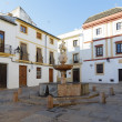 Plaza del Potro in Cordoba — Stock Photo