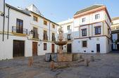Plaza del Potro in Cordoba — Stock Photo