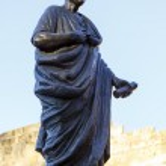 Постер, плакат: Lucius Annaeus Seneca known as Seneca the Younger Cordoba Spain