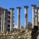 Cordoba Roman temple — Stock Photo #36594033